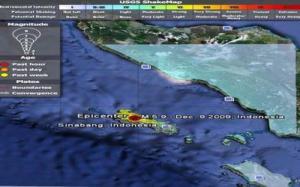 Gempa Sinabang - Aceh