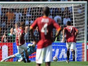 Penalti Totti