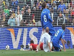 Slovakia vs Italia