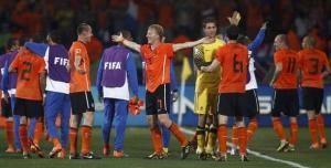 Netherlands vs Brazil