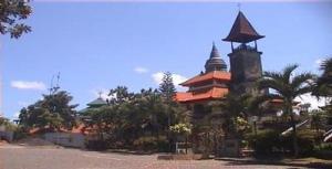 Tempat Ibadah 5 Agama - Nusa Dua Bali
