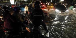 Banjir Jakarta - 25 Oktober 2010