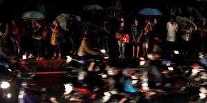 Macet Jakarta - 25 Oktober 2010