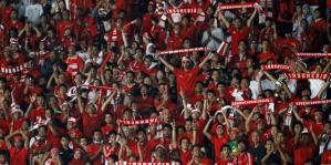 Pendukung TimNas Garuda - Indonesia