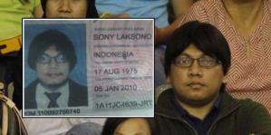 Gayus dan paspornya