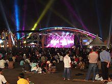 Jakarta Fair Live Music Stage