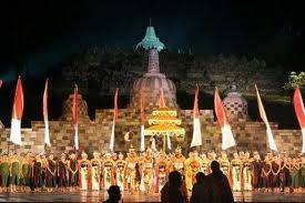 The Masterpiece of Borobudur Ballet