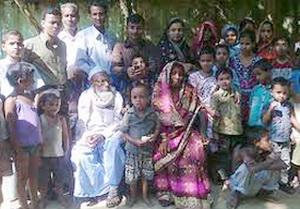 Happy Family of Noor