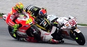 The Last Moment of Simoncelli