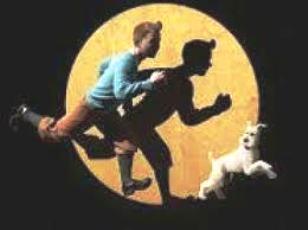 Tintin Memorabilia