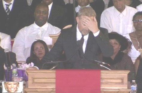 Costner in Houston's Funeral